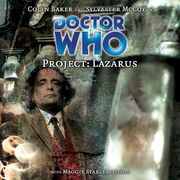 Project Lazarus SMcCoy cover