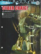 DWDVDF 134 FB Cyber Craig!