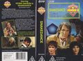 Snakedance VHS Australian folded out cover