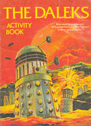 Daleks Activity Book