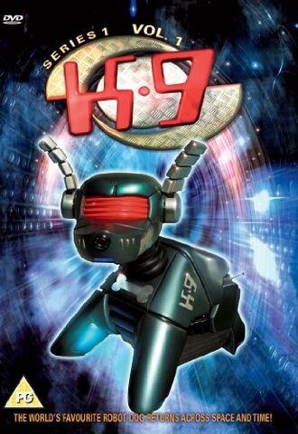 File:K9 Series 1 Vol 1 DVD.jpg