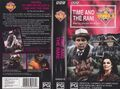 Time and the Rani VHS Australian folded out cover