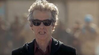 """Bring It!"" - The Pyramid At The End Of The World - Doctor Who Series 10 - BBC"