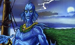 Blue Man of Minch