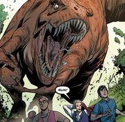 Jurassic Era Invasion of the Mindmorphs