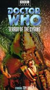 Terror of the Zygons VHS US rerelease cover