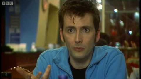 David Tennant interviews Russel T Davies - Doctor Who Confidential - BBC