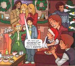DWA CS 146 A Merry Little Christmas
