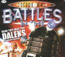 DWBIT Daleks vs Cybermen Special