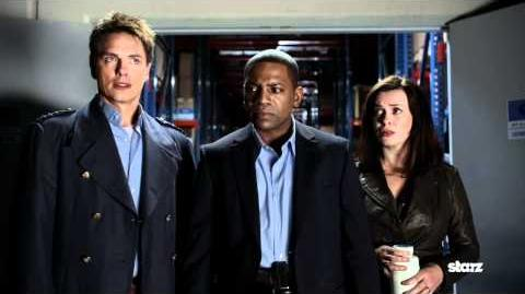 Torchwood Miracle Day - They knew the Miracle was coming