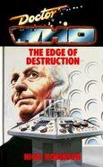 Edge of destruction hardcover