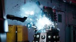 Death to the Daleks! - Into The Dalek - Doctor Who - BBC