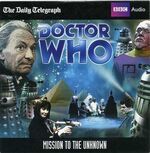 Mission to the Unknown Telegraph cover