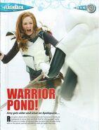 DWDVDF 132 FB Warrior Pond!