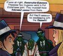 Snakes Alive! (comic story)