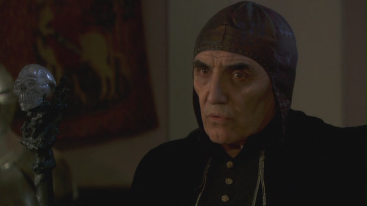 donald sumpter interview