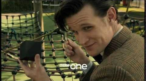 Doctor Who 'The Power of Three' TV Trailer - Series 7 2012 Episode 4 - BBC One