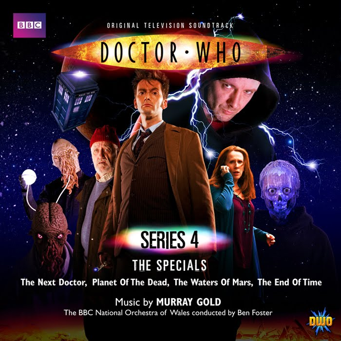 Doctor Who Series 4 The Specials Soundtrack