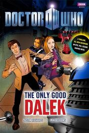The Only Good Dalek Cover