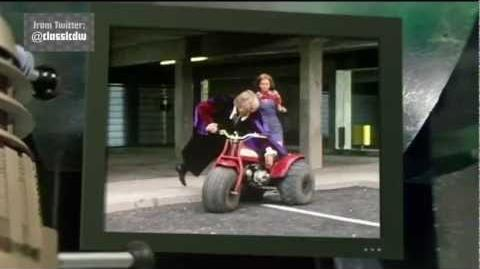 Exclusive First Look Trikes! - Doctor Who Day Of The Daleks - BBC