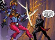 Twelve battles Kali