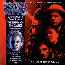 Enemy of the Daleks cover