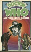 Loch Ness Monster novel
