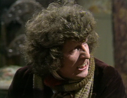 Fourth doctor angry