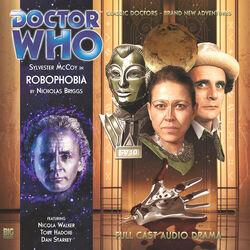 Robophobia cover