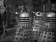 Dalek attack formation The Chase-5