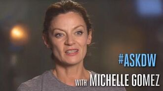 AskDW with Michelle Gomez - Hey Missy! - Doctor Who on BBC America