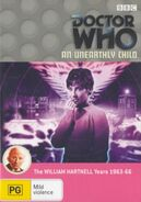 An Unearthly Child DVD Australian cover