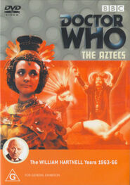 The Aztecs DVD