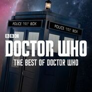 BBCstore Best of Doctor Who cover
