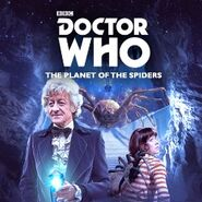 BBCstore Planet of the Spiders cover