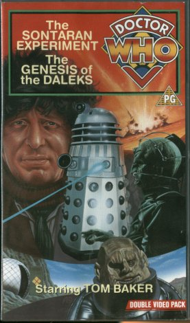 File:The Sontaran Experiment Genesis of the Daleks Video.jpg
