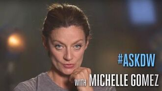 AskDW with Michelle Gomez - Inspiring Fans - Doctor Who on BBC America