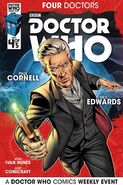 Four Doctors Issue 4 Cover 1