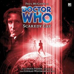 Scaredy Cat cover