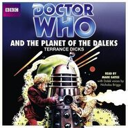 Planet of the Daleks Audio