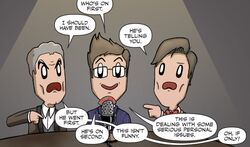 The Doctors Do Classical Comedy