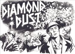 The Dalek Outer Space Book Diamond Dust
