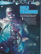 DWDVDF FB 145 Cold Warrior!