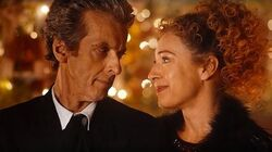 The Last Night On Darillium - Doctor Who The Husbands Of River Song - BBC