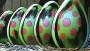 Rigellan Hyper-Kraken's eggs (Space Invaders!)
