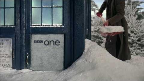 BBC One Christmas Sting Ident 2009 The Doctor