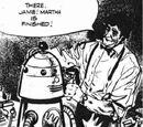 Martha the Mechanical Housemaid (comic story)