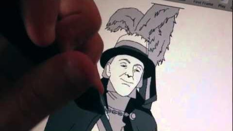 Animating the Doctor - Reign Of Terror - Doctor Who - BBC