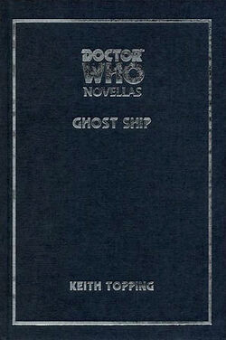 Ghost Ship standardcover