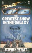 Greatest Show in the Galaxy novel